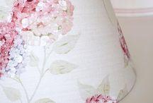Bespoke Lampshades / Bespoke lampshades handmade by Meg Morton