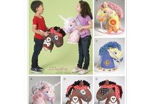 Soft Toy Patterns / Currently-available soft toy patterns.