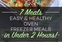 Oven Ready Meals