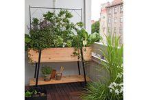 Holz im Garten / Gerade im Garten, wo Holz oft in Kontakt mit Feuchtigkeit kommt, ist Thermoholz ein sehr geeignetes Produkt. Hier eine Ideensammlung, wie man Holz draußen schick und innovativ einsetzen kann.
