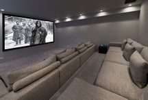 Movie room |
