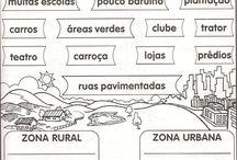 atividades geografia e historia