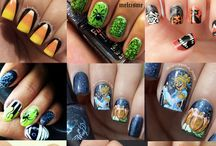 nails / by Sandra Follett