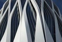 Architecture / Zaha Hadid / by Willyam Kind
