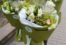flowers packing