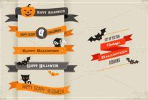 Halloween 2014 Design Assets