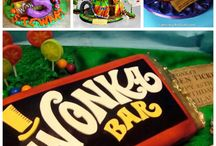 Oompa Loompa Doopidy-doo, I see another birthday for you / Oompa Loompa Doopidy-dee, a Willy Wonka themed birthday party is perfect for me!