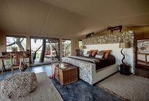 Lodges bedroom
