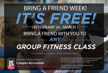 Fitness & Wellness / by NIU Campus Recreation