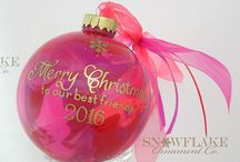 Merry Christmas Best Friends Ornament