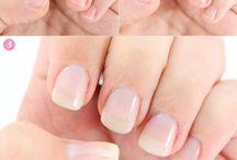 Bio gel/sculpt nails