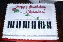 Birthdays / by Stephanie Rogers