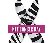 Show your stripes, NET Cancer awareness. / Show your stripes, raise awareness for NET Cancer. Wonderful zebra-striped carcinoid and neuroendocrine tumor awareness items for your self or shared as gifts.