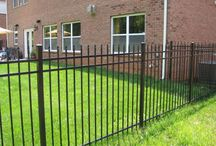 Steel and Aluminum Fences / by Bravo Fence