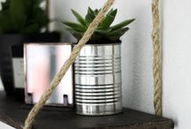 Uplifting Accessories / Brighten up any room and showcase your own unique style with interesting accessories that will transform any space into something special.