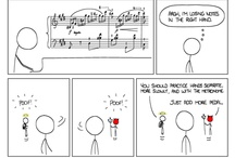 Piano humor / Funny piano related posts that will give you a laugh.