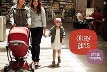QUINNY / A Quinny é uma marca prática e urbana, que cresce em conjunto com o seu Bebé!... Apresenta-nos a solução ideal em cada momento! Sem dúvida, uma marca de excelência que cria soluções de mobilidade inteligentes para os pais em movimento - assim, poderá sempre permanecer no seu caminho! Venha conhecer na BabyGold a vasta gama de produtos Quinny!...