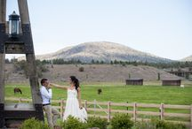 Real Weddings at Brasada Ranch / Weddings at Brasada Ranch are unlike everything else you've come to expect in Central Oregon. Explore our real weddings and discover the endless possibilities that await that very special day.