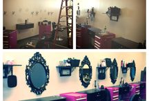 Future salon / by Bianca Bussey