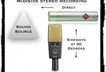 Stereo Recording / 5 Ways to Record in Stereo: A/B, X/Y, Blumlein, ORTF, and Mid/Side