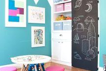 Wyatt's Playroom / by Kristina Decker