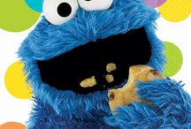 COOKIE MONSTER.com.com.♥♡♥♡♥♡♥♡ / by karen newell