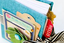 Mini Albums / Mini scrapbook album inspiration! / by Shari Klyn