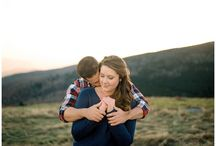 Roan Mountain, TN engagement pictures / Roan Mountain Engagement photos