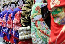 Festivals, Places JAPAN