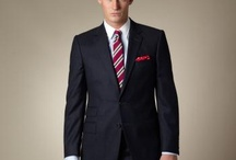 Suiting Up / Trying to get ready for Oxford. Help and suggestions welcome.  / by Mark Clayton Hand