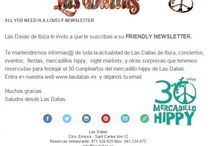 LOVELY LAS DALIAS 2015 / #LasDaliasdeIbiza #30yearsLasDaliasHippyMarket #feelLasDalias2015 #Ibiza2015