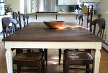 kitchen table project / by kayla henderson