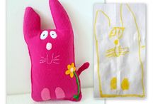 creative etsy genius' with Nursery Letters, Artwork, Custom soft toys, Jewellery Boxes, & more...