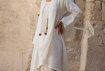 silk and linen