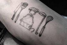 tatuagem cozinha
