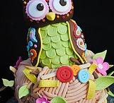 cakes  / by Alissa Austin Dare
