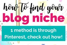 How To Start A Blog / Everything you need to know about starting a blog.