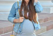Schwangerschaft  - Inspiration & Tipps / Hier findet Ihr tolle Schwangerschafts Outfits sowie Tipps für Eure Schwangerschaft.