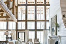 Home - Living Rooms / by Natalie Pozniak