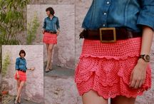Crochet - Skirts & Bottoms