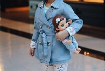 Spring Baby Fashion / Spring style inspiration for kids