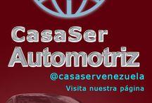 CasaSer Am, productos automotrices y de motos