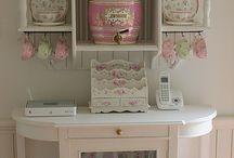 Shabby Chic / interior, furniture, style, decor,