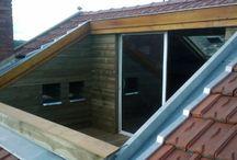 Террасы на крыше