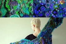 freeform crochet / by Sonja