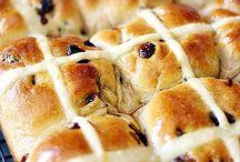 Hot cross bun recipes