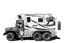 truck chassis & campers ideas