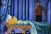 Disney horror / Princesssss