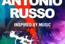 ArussoArt / Multi Award Winning Music Inspired Artist Antonio Russo