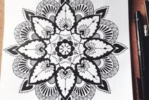 mandalas//tattoos